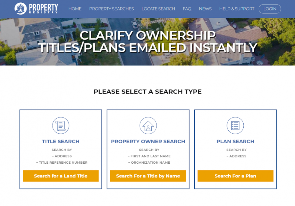 NSW Land Title Search In 7 Easy Steps